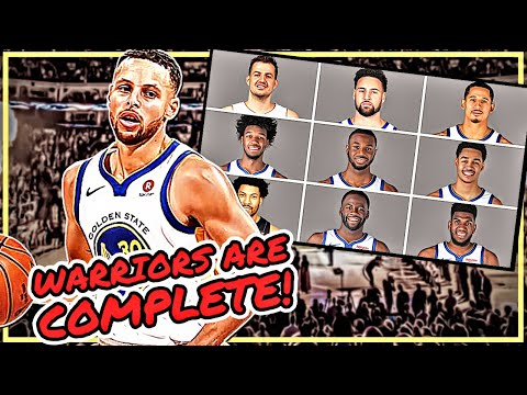 2021-22 Warriors Roster Update & Breakdown: Analyzing Potential Death Lineups As Of August 11th