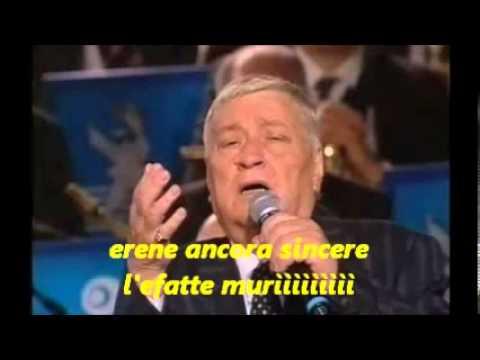 MARIO MEROLA Acqua salata karaoke