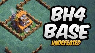 Builder Hall 4 Base / BH4 Builder Base / Base Layout | Clash of Clans BH4 Anti 1 Star BASE