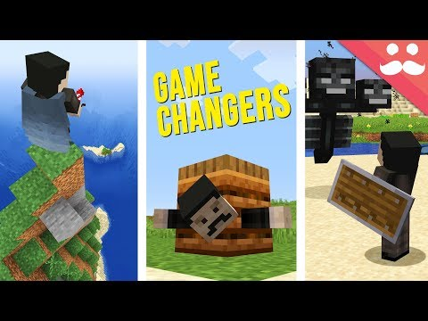 75 Game Changing Minecraft Updates thumbnail