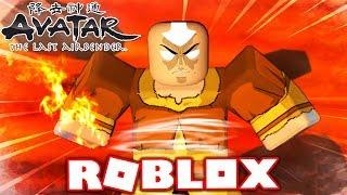 AVATAR: THE LAST AIRBENDER IN ROBLOX! (Roblox Avatar)