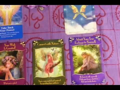 January 21 - 27, 2013 Weekly Angel Reading