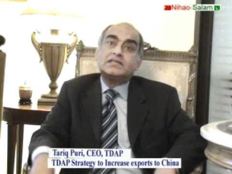 Pakistan China Trade Potential.mpg