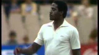 SYLVESTER CLARKE - Forgotten West Indies fast bowler.....