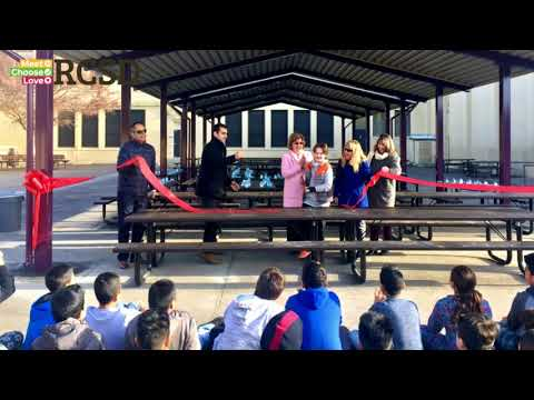 McKinley Institute of Technology Lunch Shelter Inauguration