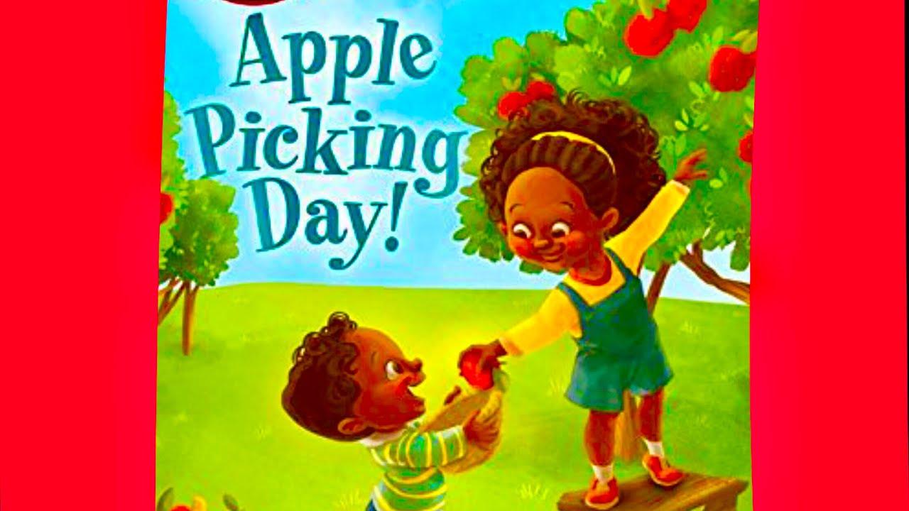15 Apple Books for Preschoolers