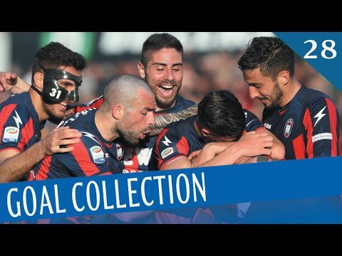 Goal collection - giornata 28 - serie a tim 2017/18