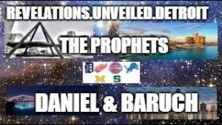 Brother Prophets  Pt. 1   DANIEL & BARUCH (Apocryphal Texts)
