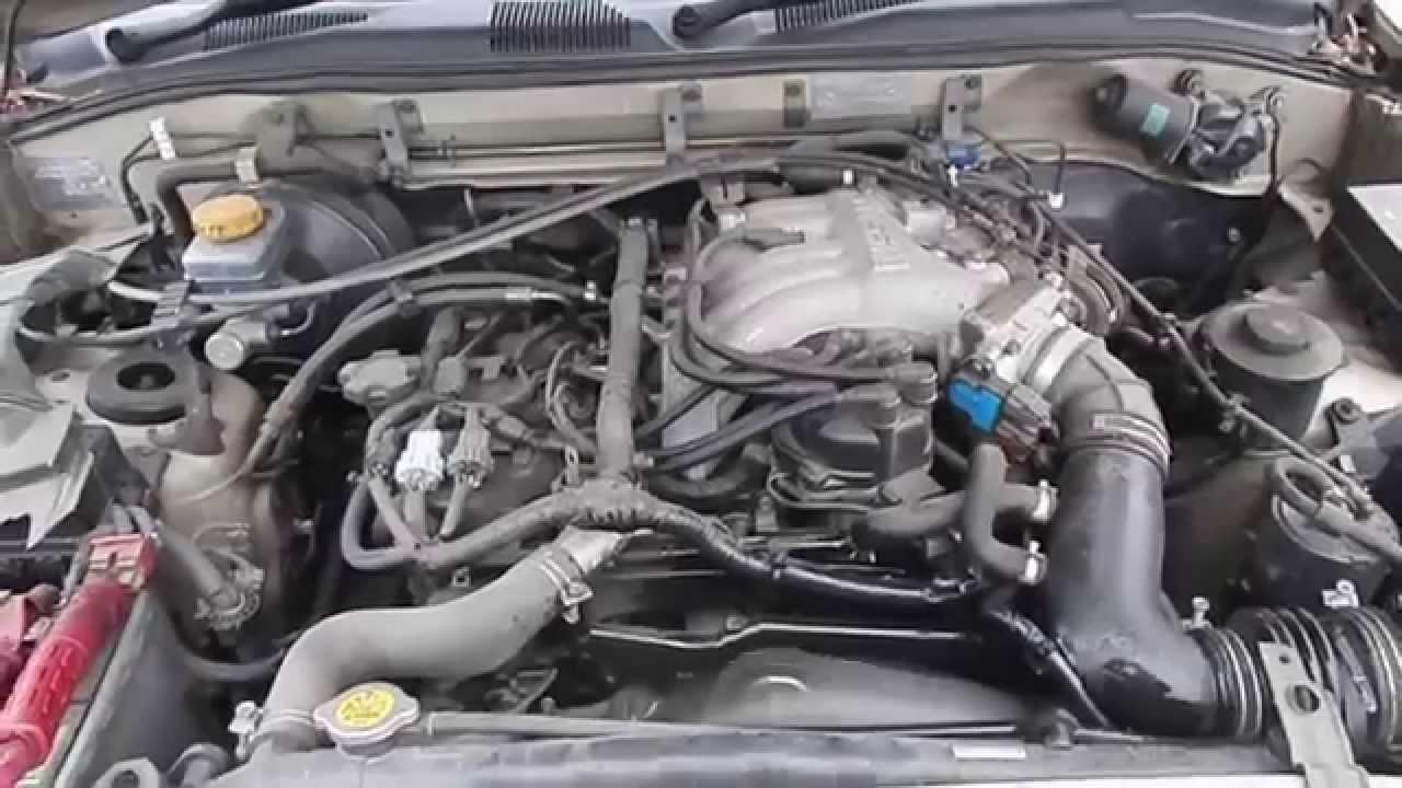 Wrecking 2002 Nissan Pathfinder 3 3 C15937 Youtube