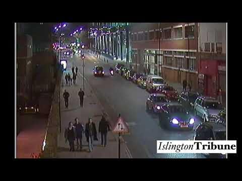 Henry Hicks Crash CCTV Footage 19 December 2014