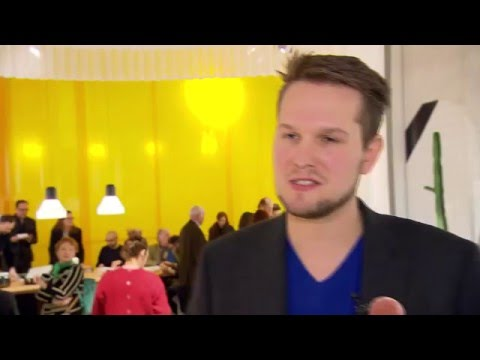 sebastian herkner auf der imm cologne 2016 ber 39 das haus 39 youtube. Black Bedroom Furniture Sets. Home Design Ideas