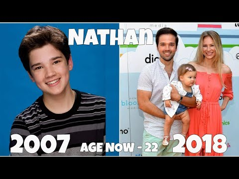 Griffin from icarly real name