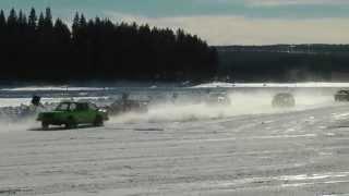 Is-SM 2014 Morjärv 2014-03-22 Heat 1&2 Långnabb