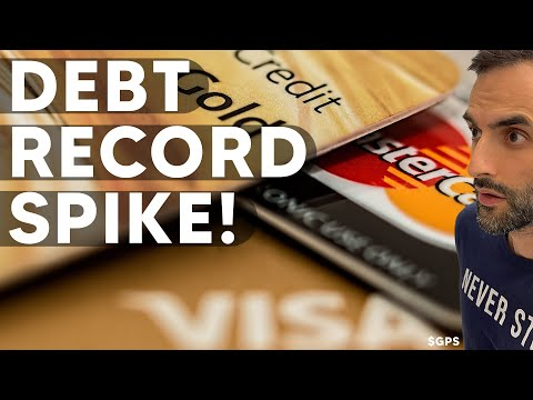 Consumer Debt Spikes as Prices of Everything Rapidly Increase! 17% Interest Crushing Blow