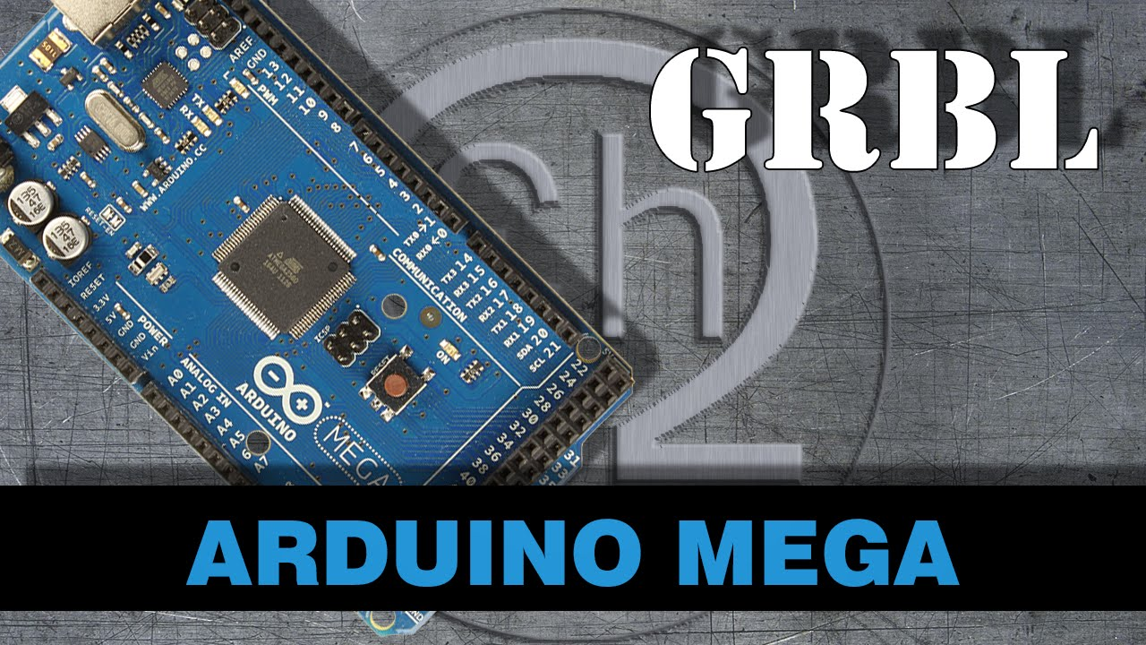 Tutorial CNC 3 - Instalando GRBL no Arduino MEGA on