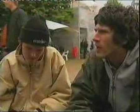 Super Furry Animals & Gorky's Zygotic Mynci - MOM Interview (Roskilde 1996)