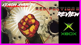 Red Faction II (Xbox 2003) Review