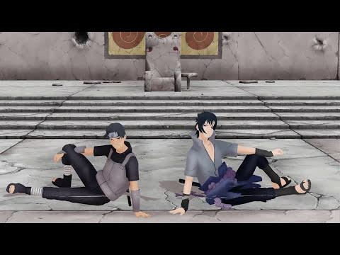 [MMD] Womanizer -Itachi & Sasuke