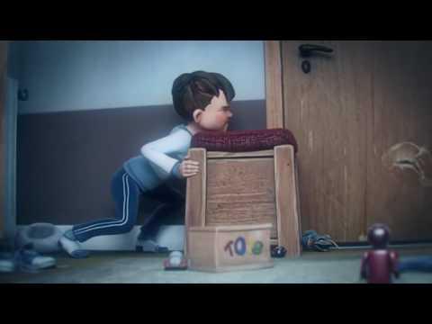 Alkol bağımlılığı animasyonu