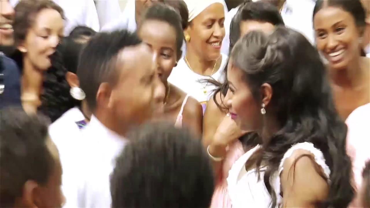 amazing ethiopian Traditional Wedding video clip amharic