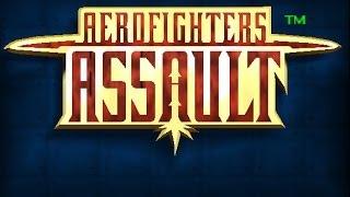 N64 Aero Fighters Assault Air Battle