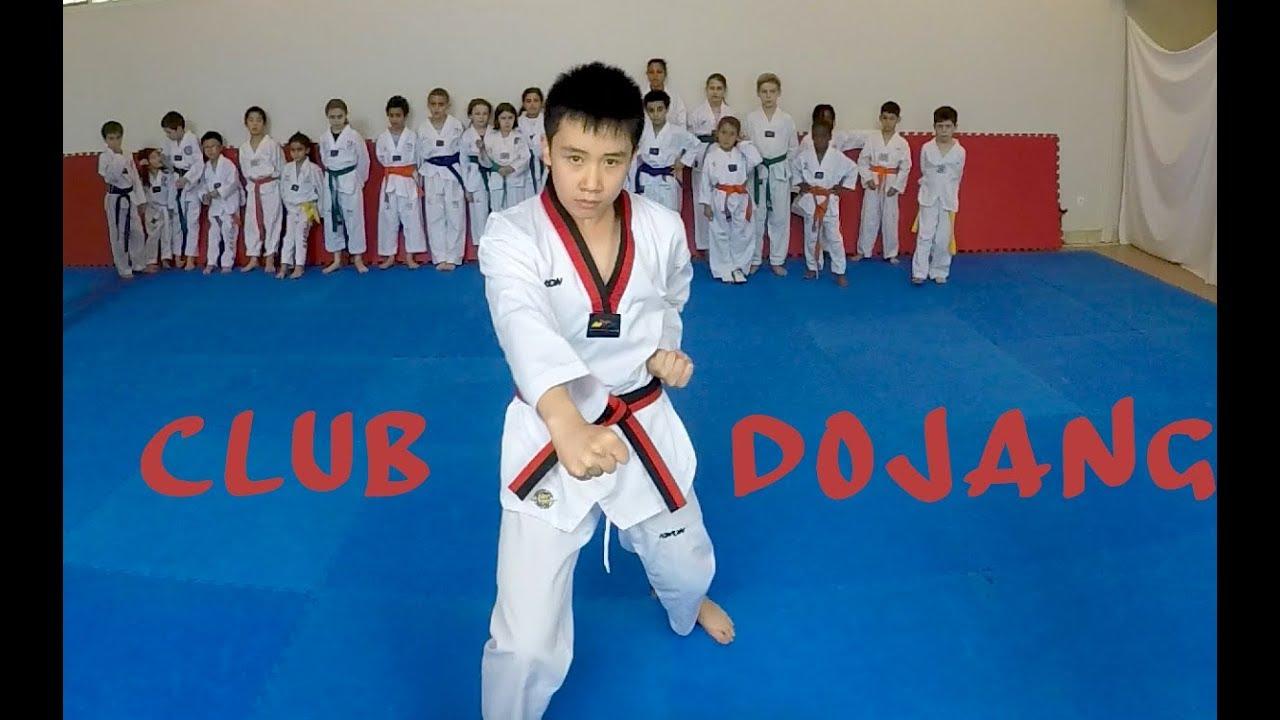 club taekwondo paris 13