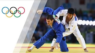 Rio Replay: Men's 81kg Contest for Bronze Medal B