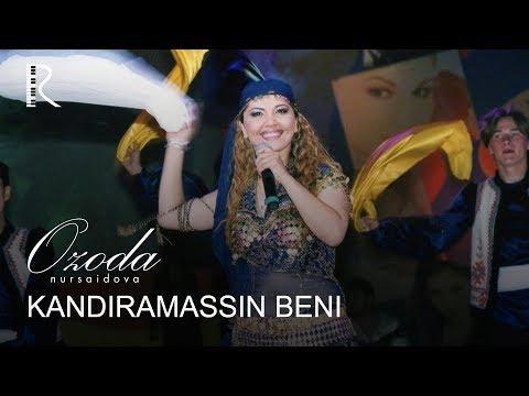 Kandiramassin beni -  Ozoda (Ozoda Saidzoda, Ozoda Nursaidova)