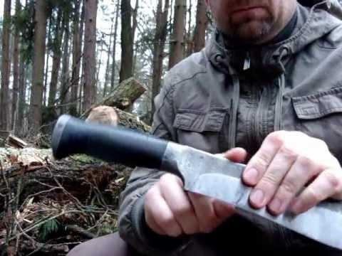 Nože- Integrál od Zerga