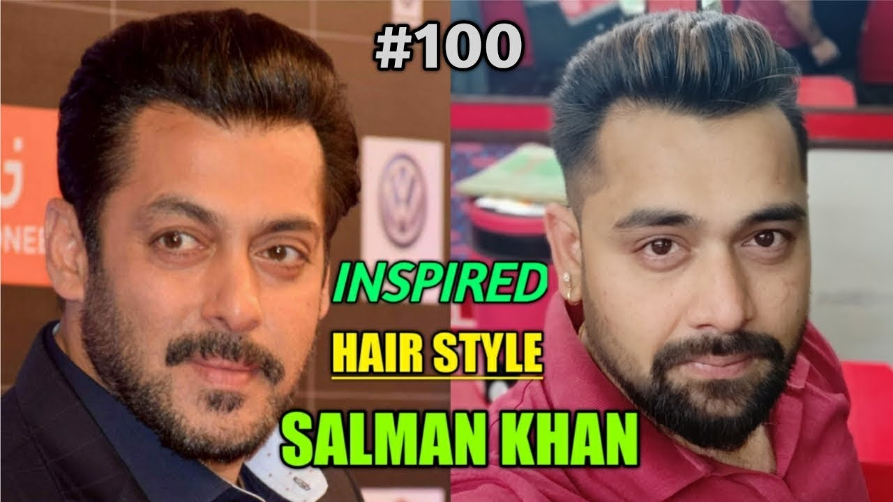 Bharat Salman Khan Hairstyle Inspired Salman Khan Bharat New Look For Bharat 100