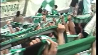 Maggio 2003, sciarpata a crotone dei tifosi avellinesi