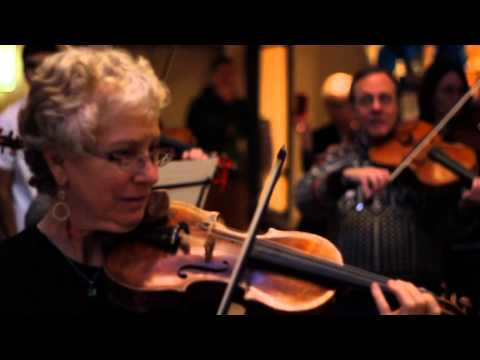 """Vermont Symphony Orchestra """"Project Sleighride"""" at The Burlington Town Center Mall"""