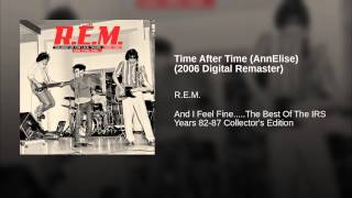 Time After Time (AnnElise) (2006 Digital Remaster)