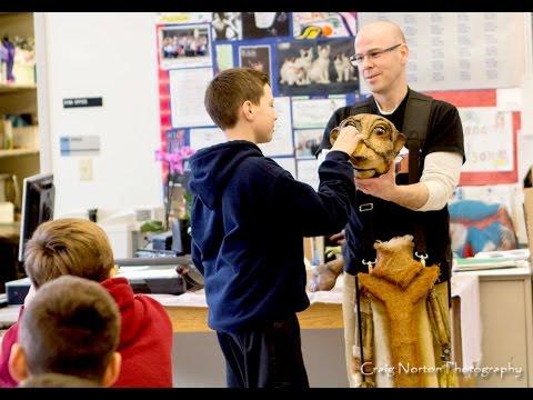 Magic of Broadway GDT puppet design workshops