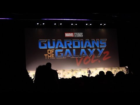 Comic-Con 2016: Exclusive Marvel's GUARDIANS OF THE GALAXY VOL 2 Panel and CAPTAIN MARVEL Reveal!