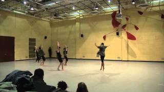 Shauna Davis dance reel