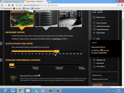 minecraft server nas l a l r youtube. Black Bedroom Furniture Sets. Home Design Ideas