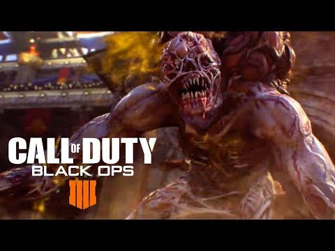 Call Of Duty Black Ops 4 – Zombies Mode Reveal Trailer