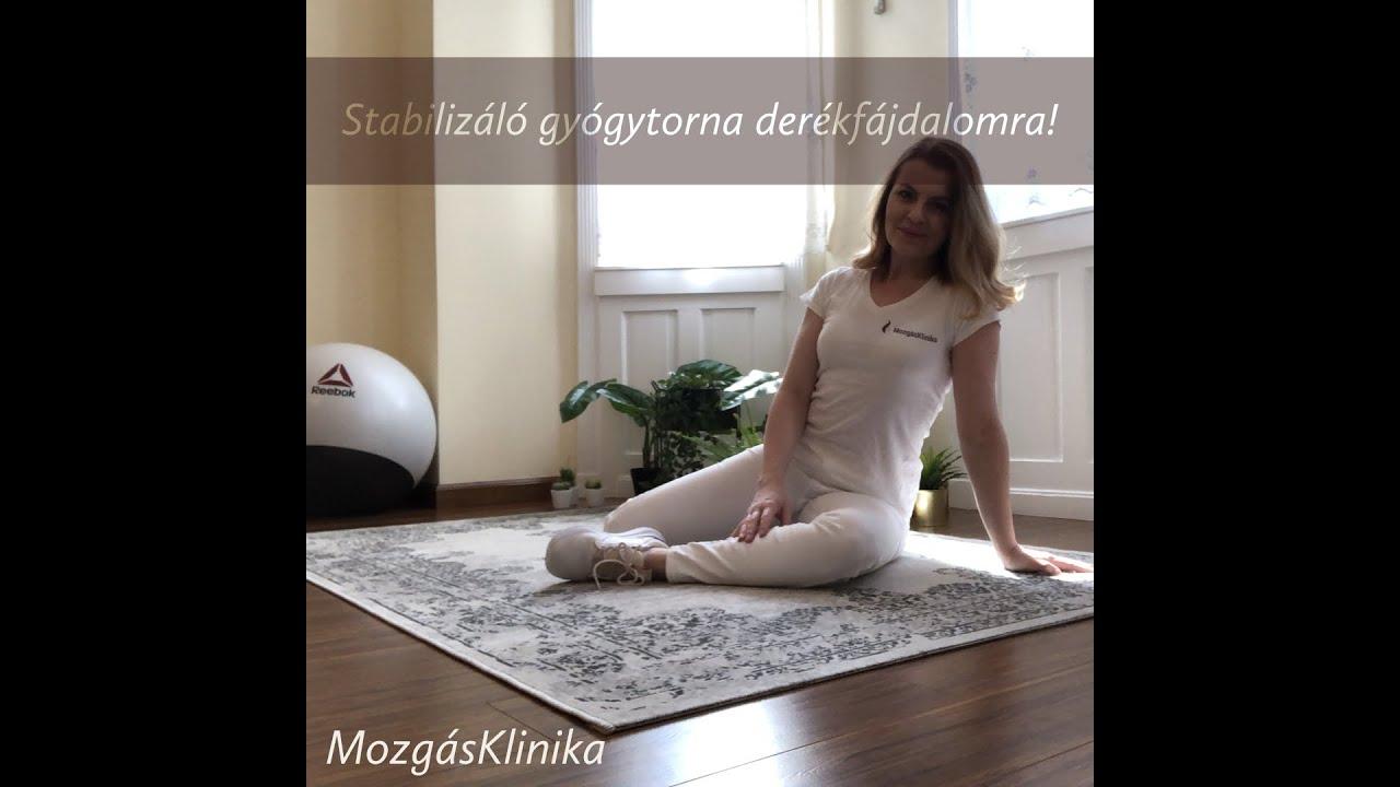 larafuggony.hu - Gyógytorna-gyakorlatok derékfájdalom ellen