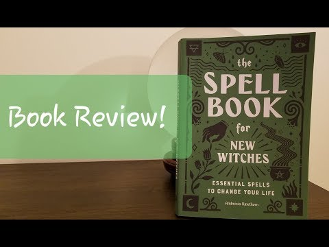 Book Review | The Spell Book for New Witches