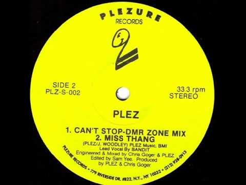Plez   Can't Stop DMR Zone Mix
