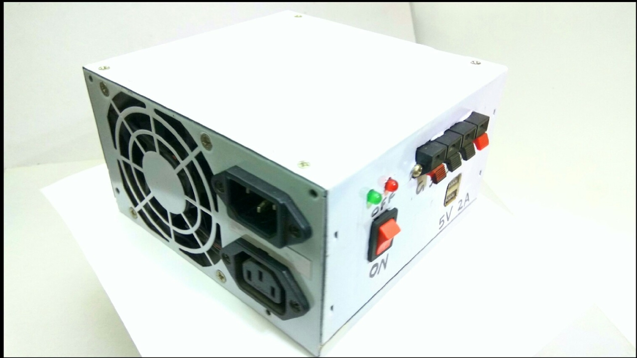 How To Build Variable Voltage And Current Power Supply