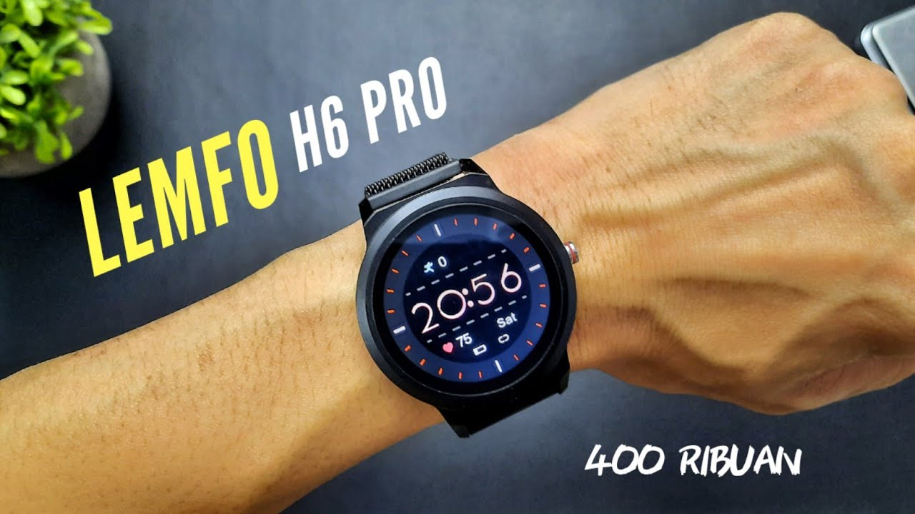 LEMFO H6 PRO - UNBOXING and REVIEW