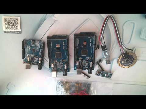 Заказывать ли китайские ардуино ? О Arduino Mini Nano Uno Mega и других платах