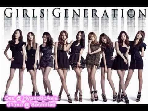 SNSD - Genie (Korean) Ringtone (Taeyeon adlib)
