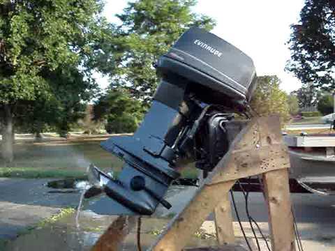 Tilt and trim fastrak johnson evinrude 1998 2001 60 7 for 115 johnson outboard motor