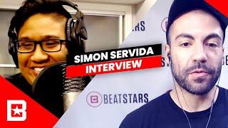 Simon Servida Interview | DJ Pain & BeatStars