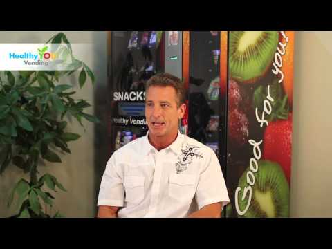 Healthy YOU Vending Review - Geno