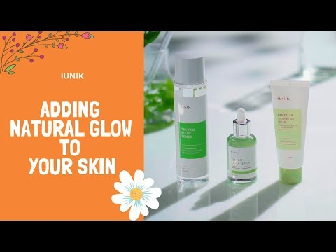 Adding Natural Glow To Your Skin   IUNIK   YesStyle Korean Beauty