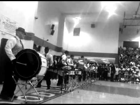 Mitchell High School Drummers Of Distinction Solid Gold - Mitchell high school memphis tn